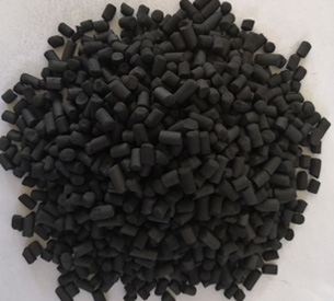 工业炉窑尾气处理炭